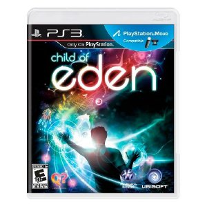Child of Eden Seminovo - PS3