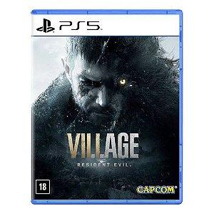 Resident Evil Village - PS5 (PRÉ-VENDA)