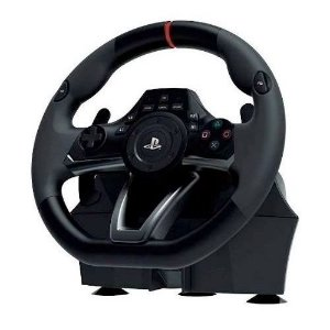 Volante RWA Racing Wheel Hori Apex Racing Seminovo - PS4