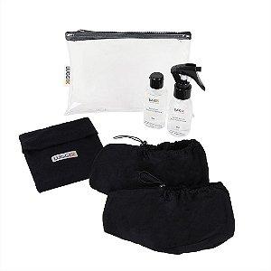 Kit Protect Luggio com Propé Antiviral Adulto - 4 peças