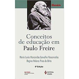 Conceitos de Educação em Paulo Freire