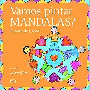 Vamos Pintar Mandalas?