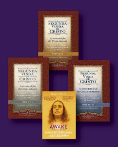 KIT: TRILOGIA: A SEGUNDA VINDA DE CRISTO + DVD AWAKE
