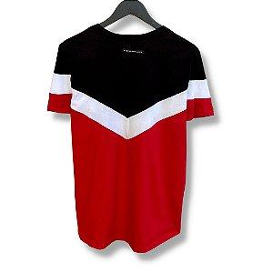 CAMISETA RED BLACK