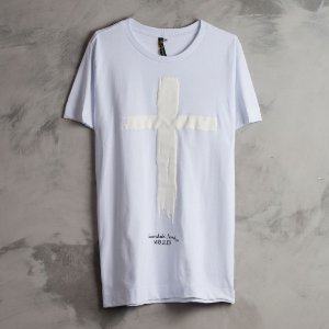 CAMISETA CRUZ WHITE