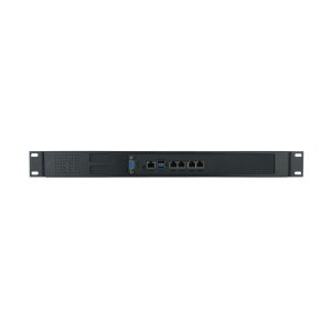 Appliance Firewall - B2316-4L Rack - Intel Celeron J1900 quad-core, Fanless, 4 Rede RJ45 Intel GbE e 1 Console RJ45 Serial
