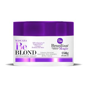 Máscara Matizadora Be Blond 250g