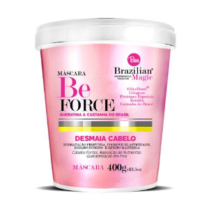 Be Force Desmaia Cabelo 400g