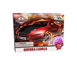 QUEBRA-CABEÇA CARTONADO PREMIUM RACE 150 PEÇAS