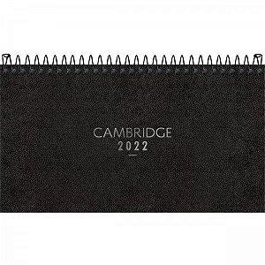 AGENDA DE BOLSO 2022 ESPIRAL CAMBRIDGE M2 TILIBRA