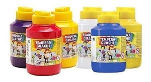 TINTA GUACHE 250ML ACRILEX