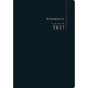 AGENDA PLANNER GRAMPEADO CAMBRIDGE M7 130257 TILIBRA