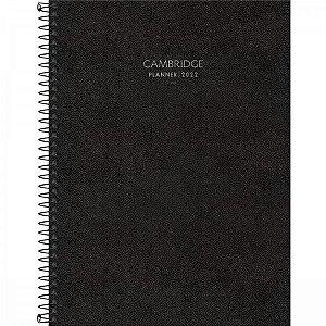 PLANNER EXECUTIVO ESPIRAL CAMBRIDGE M9 TILIBRA