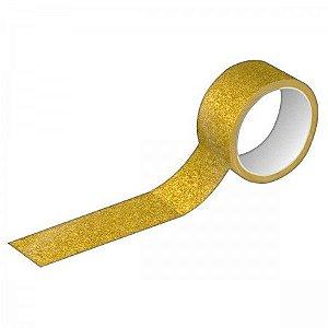 WASHI TAPE GOLD TILIBRA (UNIDADE)