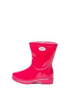 Galocha Infantil Gasf INF001 Pink - Grade c/12 pares