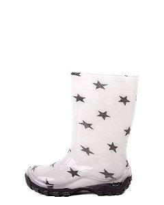 Galocha Infantil Nieve INF013 Estrela - Grade c/8 pares