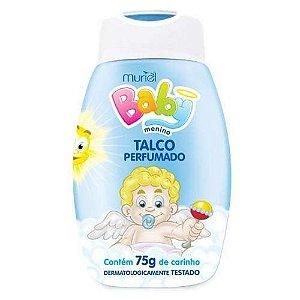 TALCO MURIEL BABY 75G MENINO