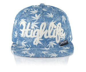 Boné Official Highlife Indigo