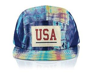 Boné Official USA Dye Camp