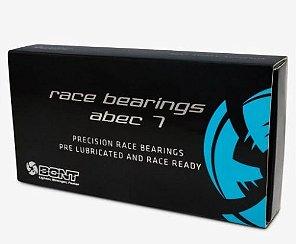 ROLAMENTOS BONT RACE BEARINGS ABEC 7 - 16 UND