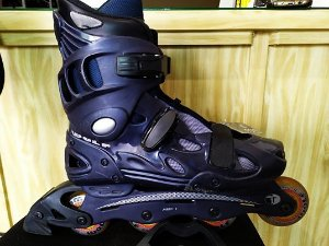 PATINS TRAXART WOLF 39BR (USADO)