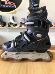 PATINS TRAXART WOLF 40BR (USADO)