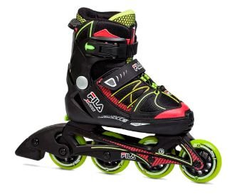 PATINS FILA X-ONE JUNIOR - VERDE