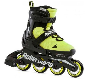 PATINS ROLLERBLADE MICROBLADE YELLOW