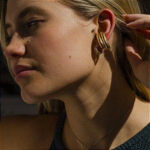 Ear Hook Encaixe Duplo Línea