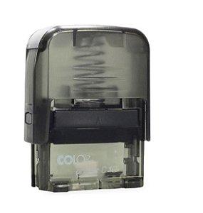 Carimbo Automático Printer C10 - Fumê