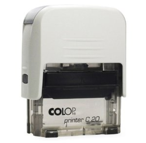 Carimbo Automático Printer C20 - Branco