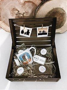 Gift-box Tea Lhama