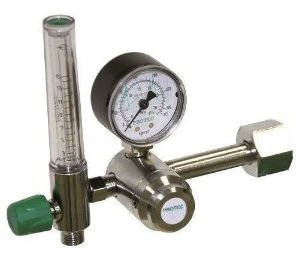 Válvula Reguladora de Oxigênio C/ Fluxometrô