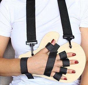 Prancha Fisioterápica Para as Mãos