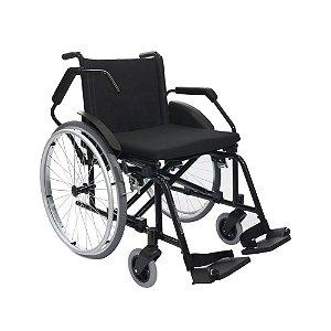 Cadeira de rodas POTY em Aço até 120 Kg - Jaguaribe