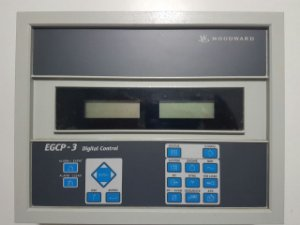 EGCP-3 PN 8406-113 marca Woodward