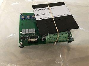 Regulador - controlador de velocidade SG2D-T-HOVS PN 8443-1003 (Novo) marca Woodward
