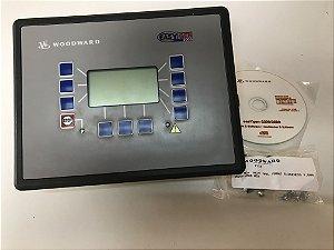 Controlador EASYGEN - 2200-5 P1 PN 8440-1855 (Novo) marca Woodward