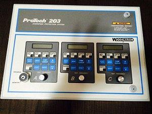 Módulo de proteção Protech 203 Part number 8200-203