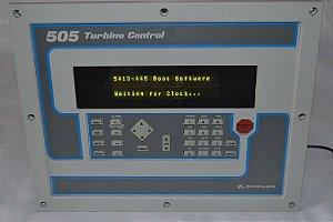 Woodward 505E Controles Eletrônicos Part N: 9907-166 New Style (Novo)