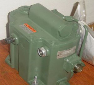 Atuador TG17E Part N: G8516-055 de 4000 e 6000 RPM Marca Woodward