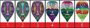 Raquete Beach Tennis 22mm - Vi - Kirol Rackets
