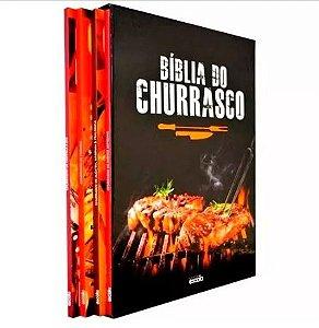 Bíblia Do Churrasco - Box 4 Livros