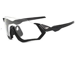 Óculos esportivo antiembaçante pela ação do vento Ref.004