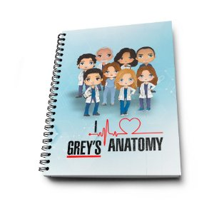 Agenda Grey´s Anatomy