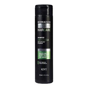 Shampoo Keraton Men - Antiqueda (Capilmax e Arginina)