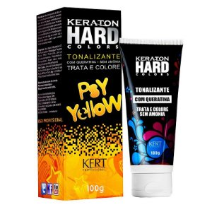Tonalizante Keraton Hard Colors - Psy Yellow