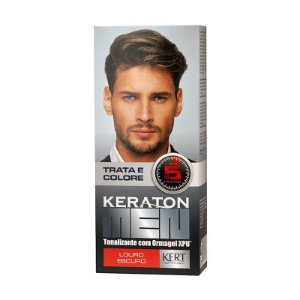 Tonalizante Keraton Men - Louro Escuro