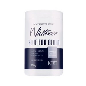 Descolorante WHITENER Blue 4 Blond - Dust Free (Po Azul) - 300g