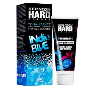 Tonalizante Keraton Hard Colors - Indie Blue